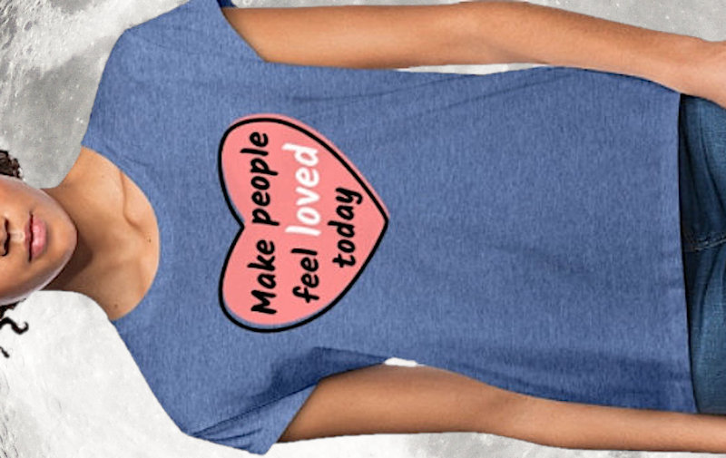 coonlight T-Shirt-Shop - make people feel loved today